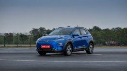 टेस्टिंग के दौरान दिखी Hyundai Kona फेसलिफ्ट, जानिए लॉन्च डिटेल