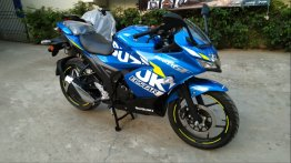 New Suzuki Gixxer SF (facelift) MotoGP Edition detailed in a walkaround video