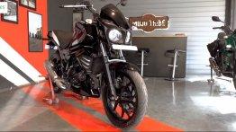 2019 Mahindra Mojo 300 ABS in a detailed walkaround video