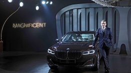 2019 BMW 7-Series (facelift) launched in India, priced from INR 1.22 Crore