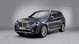 BMW X7 भारतीय बाज़ार में लॉन्च, कीमत 98.90 लाख रुपये