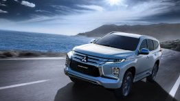 India-bound 2019 Mitsubishi Pajero Sport (facelift) officially unveiled