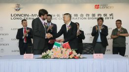 MV Agusta to introduce sub-500 cc motorcycles with China's Loncin Motor