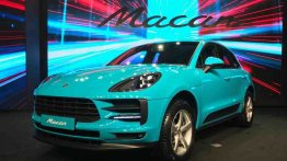 New Porsche Macan (facelift) launched in India, priced from INR 70 lakh