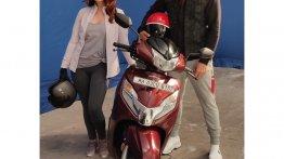 BS-VI Honda Activa 125 TVC shoot begins as launch nears