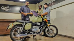 Classic Legends commences deliveries of dual-channel ABS equipped Jawa Motorcycles