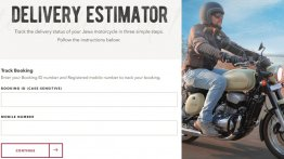 Jawa 'Delivery Estimator' introduced to provide expected delivery dates to the owners