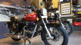 New Royal Enfield Bullet 350 and Bullet 350 ES launched in India
