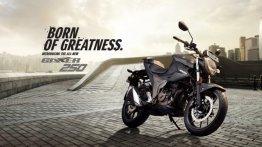 Suzuki Gixxer 250 भारतीय बाज़ार में लॉन्च 1.59 लाख रुपये