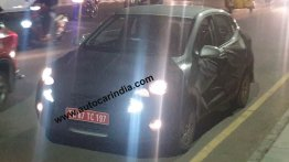 Hyundai Xcent successor spied in India, to be launched in 2020