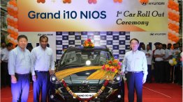 Hyundai rolls out first unit of Grand i10 Nios from Chennai plant