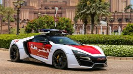 Top 5 coolest patrol four-wheelers around the world: UAE [Videos]