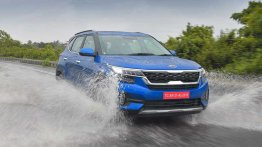 Kia Seltos bookings in India cross 50,000 units
