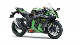 Kawasaki Ninja ZX-10R launched in a new colour option in India