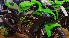 नए कलर के साथ Kawasaki Ninja ZX-10R हुई लॉन्च, कीमत 13.99 लाख रूपए