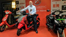 Hero Dash electric scooter launched in India
