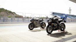 Limited-Edition Triumph Daytona Moto2 765 revealed