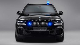 BMW X5 Protection VR6 revealed, can withstand 15 kg of TNT [Video]
