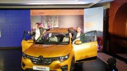 भारत में लॉन्च हुई Renault Triber MPV, प्राइस 4.95 लाख से स्टार्ट