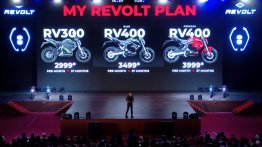Revolt RV 400 and Revolt RV 300 electric bikes launched in India
