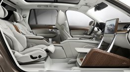Volvo to launch XC90 Excellence Lounge in India on 3 September