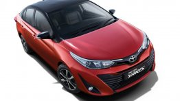 Updated Toyota Yaris launched, priced more affordably from INR 8.65 lakh