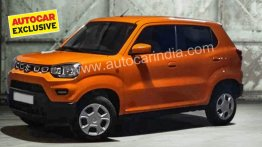 Maruti S-Presso leaked in all its glory ahead of launch this month
