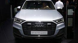 India-bound 2019 Audi Q7 (facelift) at 2019 Frankfurt Motor Show - In 7 Live Images