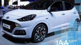 Hyundai i10 N Line at 2019 Frankfurt Motor Show - In 21 Live Images