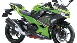 Kawasaki Ninja 400 gets two new colour options in India