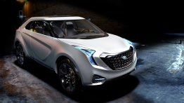 Hyundai AX micro-SUV concept to debut at Auto Expo 2020 - Report