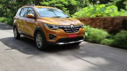 Renault Triber price increased by up to INR 13,000 - IAB Report