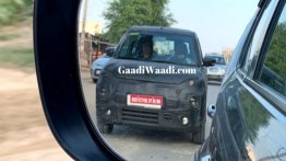 Maruti Wagon R premium variant for NEXA spied, features split headlamps
