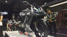 Quarter-litre Aprilia GPR 250 unveiled in China [Video]