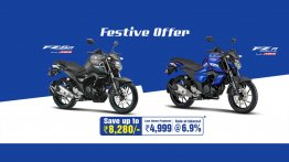 Save up to INR 8,280 on Yamaha FZ-S Fi and FZ Fi with festive season offers