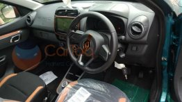 2020 Renault Kwid (facelift) interior spied in clearest spy pictures yet