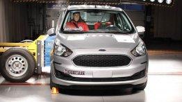 NCAP टेस्ट में मेड इन इंडिया Ford Figo (Aspire) सेडान को 4-स्टार रेटिंग