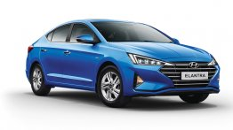 2020 Hyundai Elantra (facelift): Variant breakdown