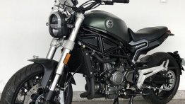 Production-ready 2020 Benelli Leoncino 800 spotted