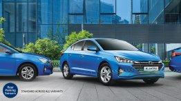 Hyundai Elantra का फेसलिफ्ट एडिशन लॉन्च, Honda City से मुकाबला