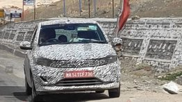2020 Tata Tiago (facelift) shows its new front-end