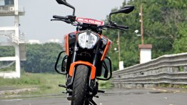 KTM 790 Duke available with up to INR 1 lakh discount