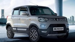 Maruti S-Presso's accessories detailed