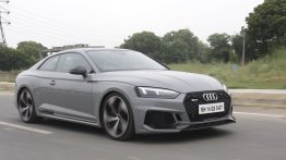 Audi RS5 Coupe - First Drive Review