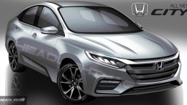 Next-gen 2020 Honda City to debut in November 2019 - Report