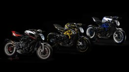 MV Agusta Dragster 800 RR range launched in India