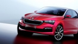 Next-gen Skoda Rapid teased, to debut in Russia by the year-end