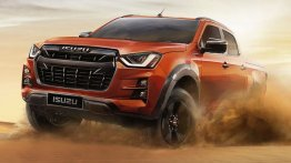 BS-VI Isuzu D-Max V-Cross, MU-X to get costlier by INR 3-4 lakh