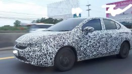 Next-gen 2020 Honda City spied again ahead of November debut