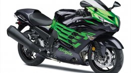 2020 Kawasaki ZX-14R bookings commenced in India - Report